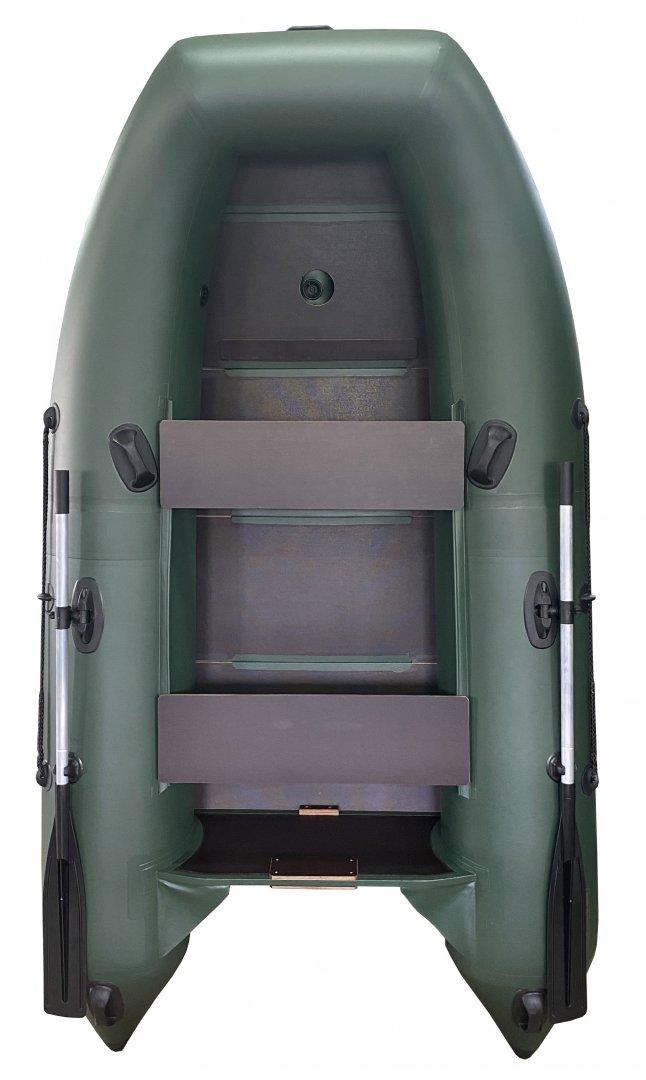 Моторная лодка Камыш 2850 (слань+киль) Серия Лёгкая. НОВИНКА!!!