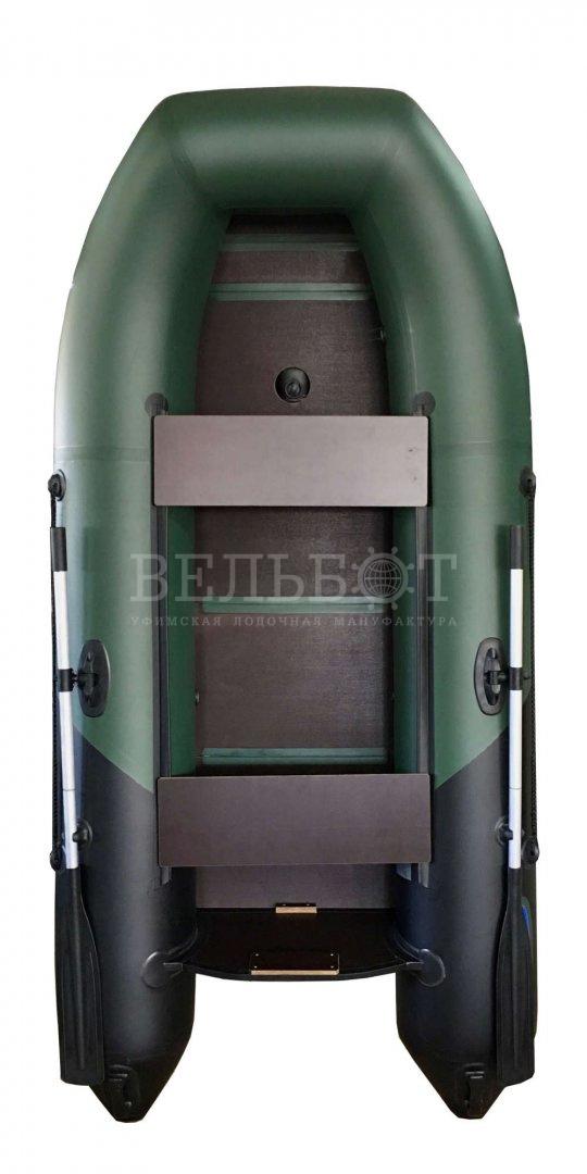 Надувная моторная лодка Камыш 2800 МК3 Легкая серия